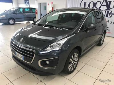 gebraucht Peugeot 3008 1.6 BlueHDi 120 S&S Business EURO