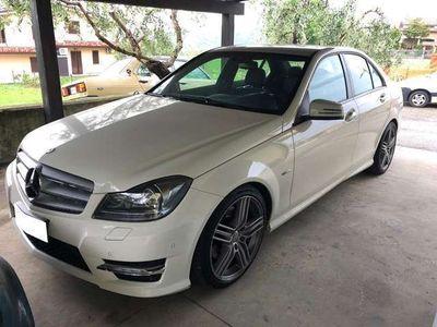 usata Mercedes C250 CDI 4Matic BlueEFFICIENCY AMG Intelli Light System