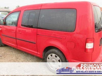 brugt VW Caddy 2.0 TDI 140CV Maxi 5p., PDC post., sedili riscalda