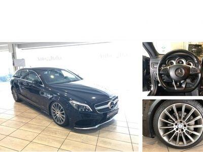 gebraucht Mercedes CLS350 d SW 4Matic Premium GARANZIA