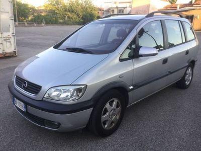 usata Opel Zafira 1.6 16V cat Comfort rif. 13603125