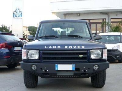 usata Land Rover Discovery 2.5 Td5 138CV 5p SAFARI - Gancio Navig.