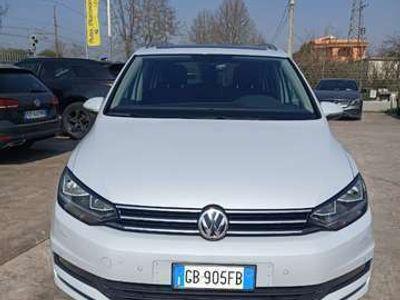 usata VW Touran 1.6 TDI 115 CV SCR Highline BlueM