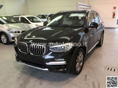 brugt BMW X3 X3XDRIVE20D XLINE