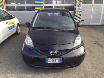 usata Toyota Aygo 1.0 12V VVT-i 5 porte