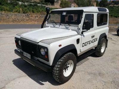 usata Land Rover Defender AUTOCARRO POSSIBILE RITORNO AUTOVETTURA