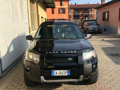 gebraucht Land Rover Freelander td4 2.0 sport