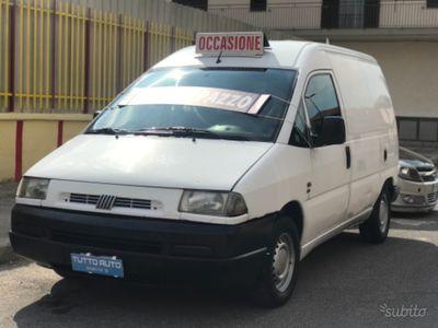 brugt Fiat Scudo 1,9diesel con idroguida