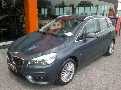 usata BMW 220 Active Tourer Serie 2 Active Tourer d Luxury