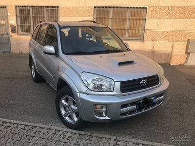 usata Toyota RAV4 diesel