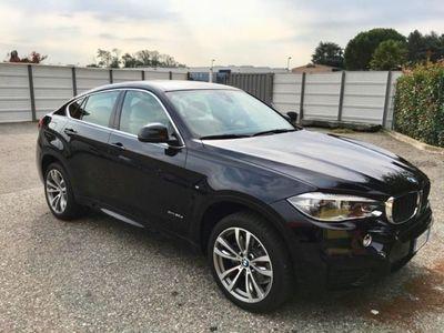 gebraucht BMW X6 xDrive30d 258CV Msport Unicoproprietario