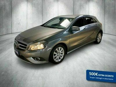 usata Mercedes A180 CLASSE Acdi (BE) Executive auto
