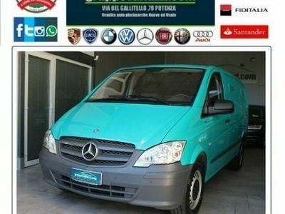 usata Mercedes Vito 2.2 113 CDI TN Furgone Extralong