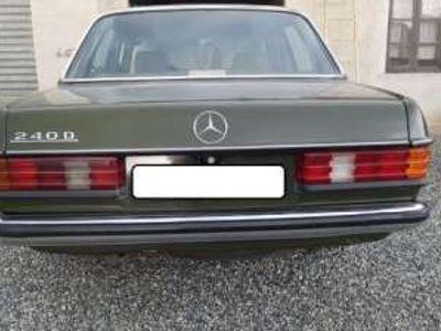 usata Mercedes 240 240D usato