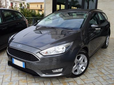 brugt Ford Focus 1.5 TDCi 95Cv Start&Stop SW ( Cruise,Bluetooth )
