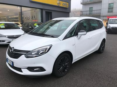 usata Opel Zafira 1.6 CDTi 134CV S&S MT6 innovation 7 POSTI