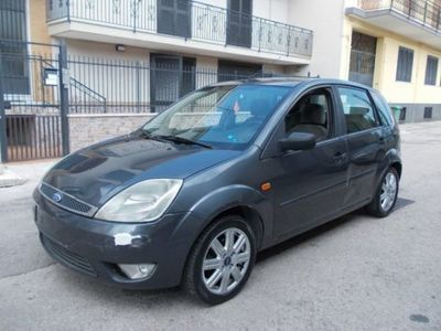 brugt Ford Fiesta 1.4 TDCi 5p. Ambiente usato
