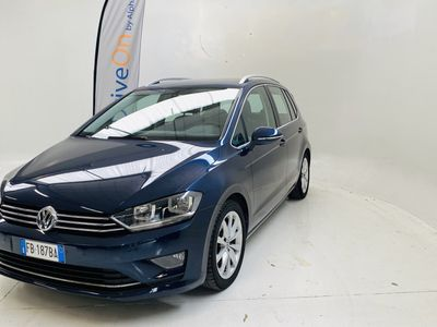 usata VW Golf Sportsvan 2.0 TDI Highline BlueMotion Technology