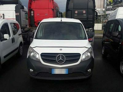 second-hand Mercedes Citan 109 cdi Long E5