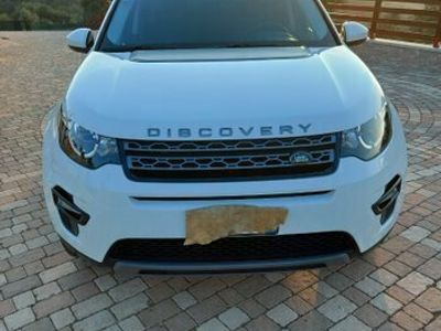 usata Land Rover Discovery Sport Discovery Sport 2.0D I4-L.Flw 150 CV AWD Auto R-Dynamic HSE