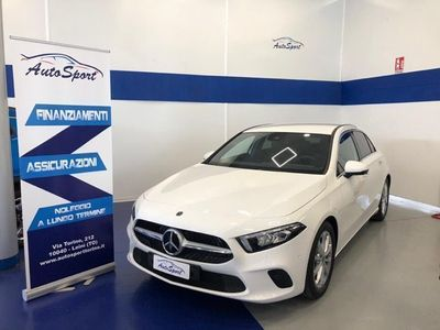 used Mercedes A180 d Automatic 4p. Sport