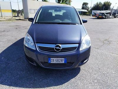 usata Opel Zafira Zafira1.7 CDTI 110 CV Enjoy
