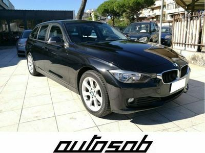 usata BMW 320 d Touring Business Pelle Navi Automatic