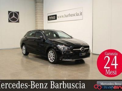 second-hand Mercedes CLA180 d S.W. Automatic Business