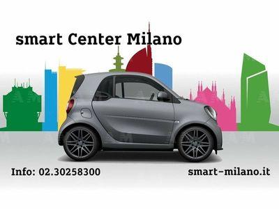 usata Smart ForTwo Coupé EQ BRABUS Style nuova a Milano