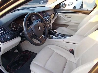 brugt BMW 520 Serie 5 Touring Touring F11 Diesel d touring xdrive Modern auto E6