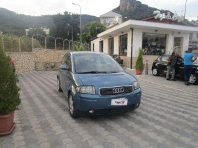 usata Audi A2 1.4 16V Top GPL rif. 9660214