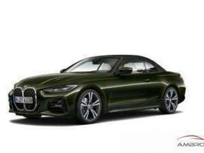 usata BMW 420 4er i Cabrio Msport Benzina
