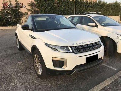 usata Land Rover Range Rover evoque Range Rover Evoque 2.0 eD4 5p. Urban Attitude Edi