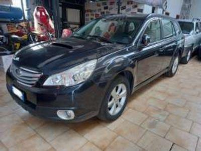 usata Subaru Outback 2.0D CVT Trend Diesel