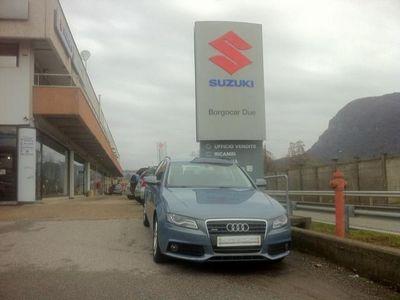 usata Audi A4 Avant 2.0 TDI 170CV F.AP. qu. Adv.
