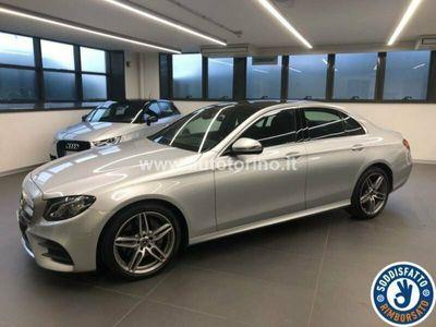 usata Mercedes E220 E220 d AMG Line 4matic auto