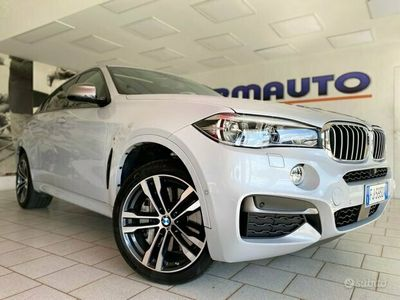 usata BMW X6 M50 d*/*LIMITED EDITION*/*TETTO*/*RADAR*/* rif. 14917674