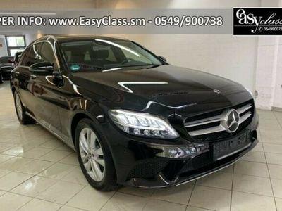 usata Mercedes C220 C 220 d Auto Premiumd Auto Premium