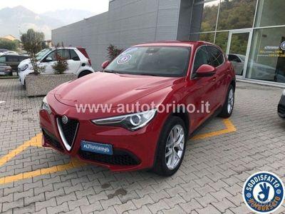 usata Alfa Romeo Stelvio 2.0 t First Edition Q4 280...