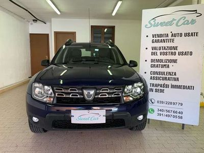 usata Dacia Duster 1.5 dCi 110CV 4x2 Prestige