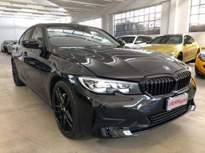 usata BMW 330e luxury hybrid