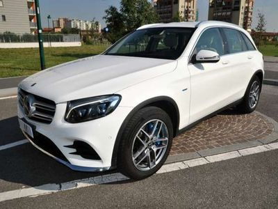 usata Mercedes GLC350 e 4Matic Premium Hybrid - AUT/NAVI/PELLE/XENON