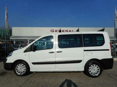 second-hand Fiat Scudo 2.0 MJT PL Panorama N1 Executive 5 posti