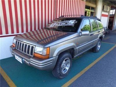 usata Jeep Cherokee 2.5 Td 5 Porte Command-trac Limited Usato