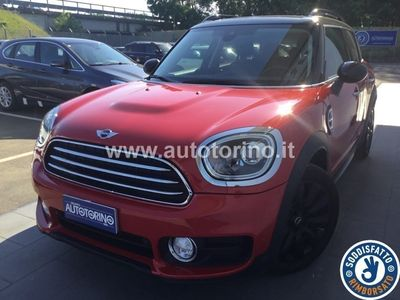 used Mini Cooper D Countryman COUNTRYMAN 2.0 Hype auto