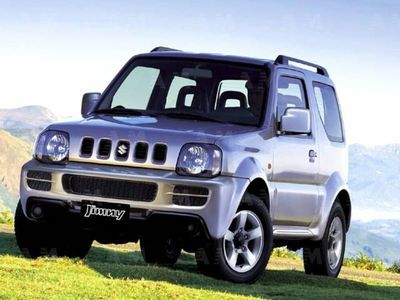 käytetty Suzuki Jimny 1.3i 16V cat 4WD JLX Più