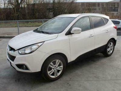 usata Hyundai ix35 1.7 115CV CRDI 2WD COMFORT CAMBIO MANUALE rif. 14703156