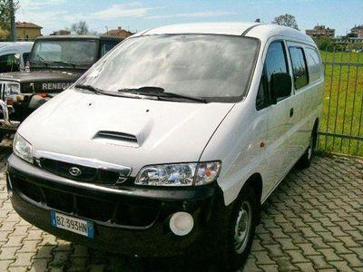 usata Hyundai H 100 2.5 TDI PL Van 6 posti Air