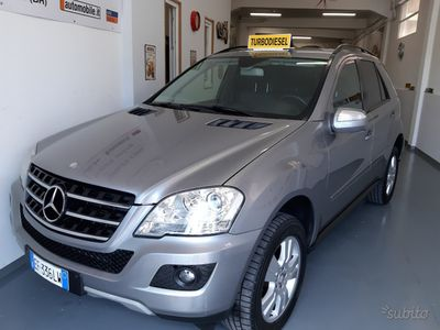 second-hand Mercedes ML350 cdi premium