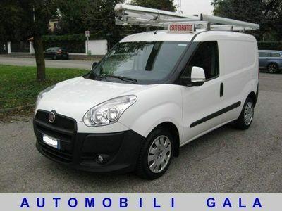 usata Fiat Doblò 1.6 mjt 105cargo sx ql 9,5 fap euro 5/b allestito